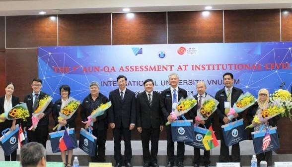 ĐH quốc gia TP Hồ Chí Minh vào Top các đại học hàng đầu thế giới